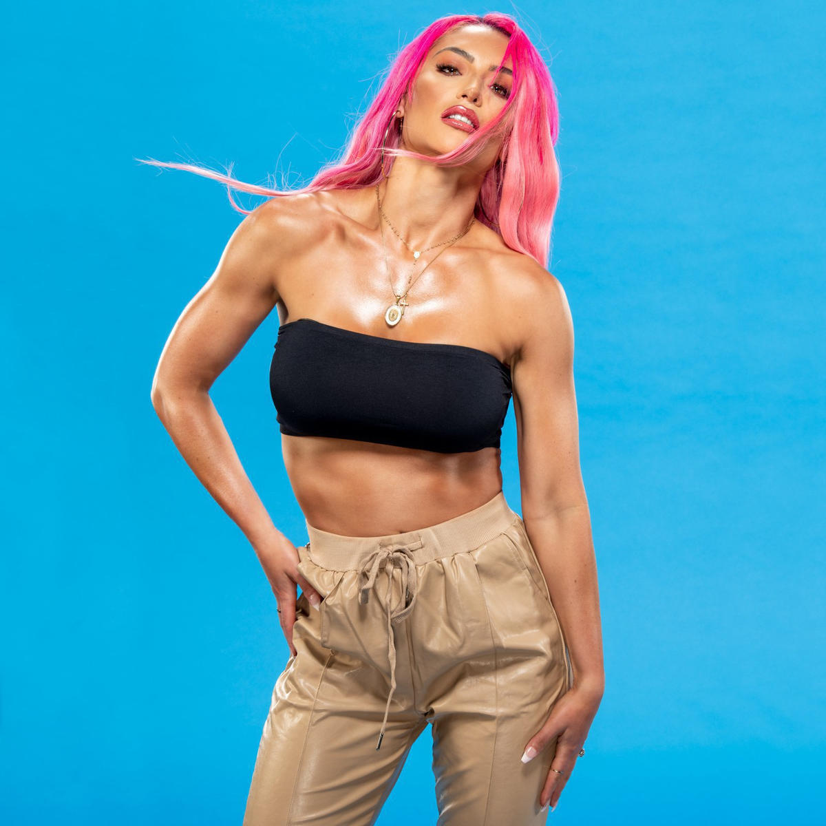 WWE Hypes Eva Marie's Return With Scorching Hot Photos 4