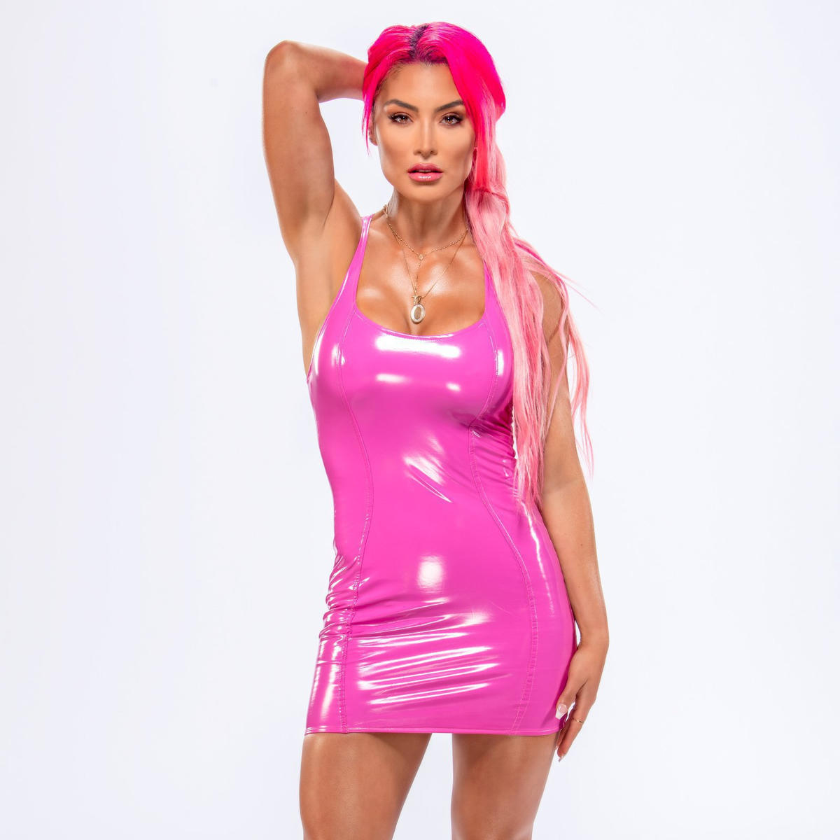 WWE Hypes Eva Marie's Return With Scorching Hot Photos 7