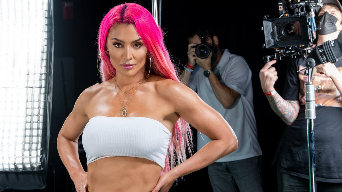 WWE Hypes Eva Marie's Return With Scorching Hot Photos 6