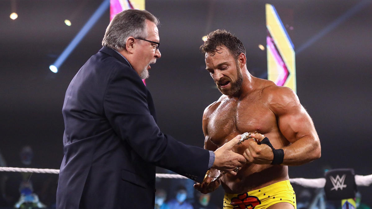 LA Knight Says He Has Surprise For Ted Dibiase On NXT