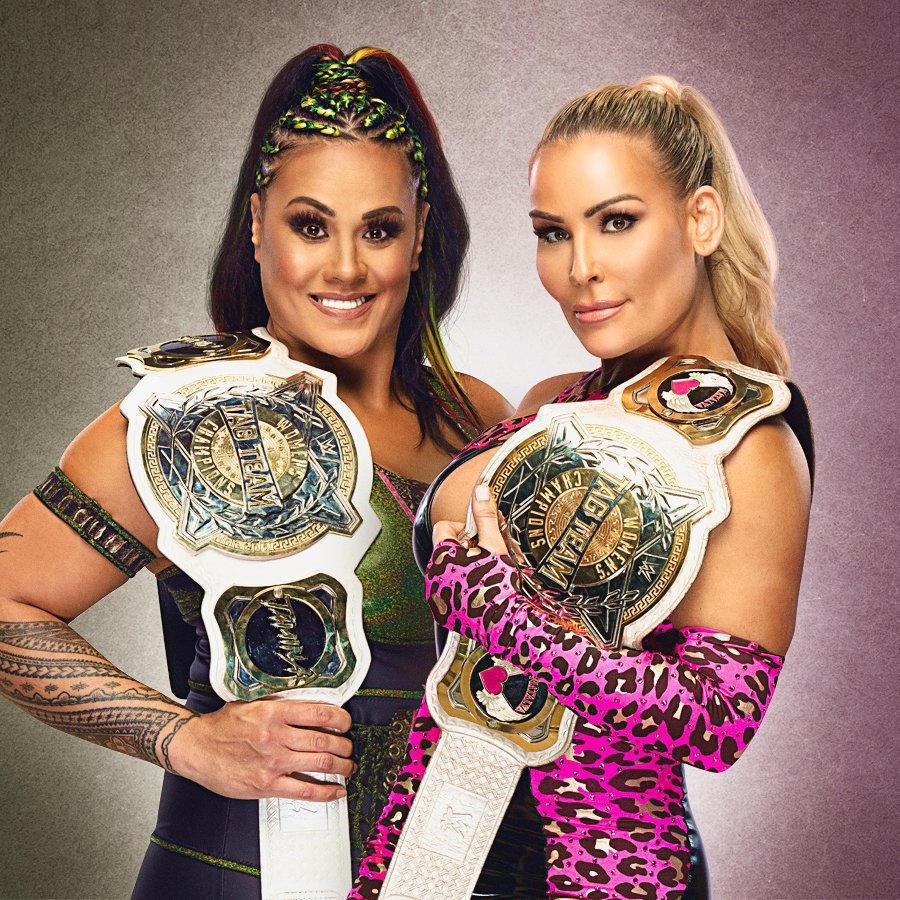 Tamina & Natalya
