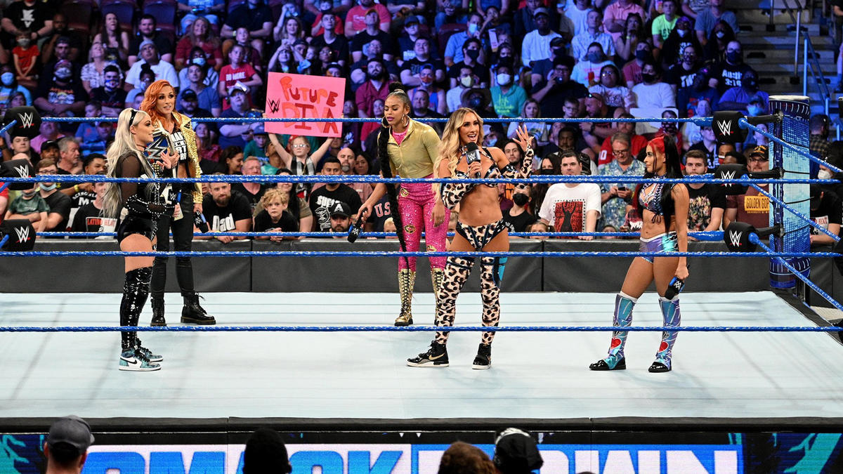 Becky Lynch Receives First Challenger For Her WWE Smackdown Women's Title 89