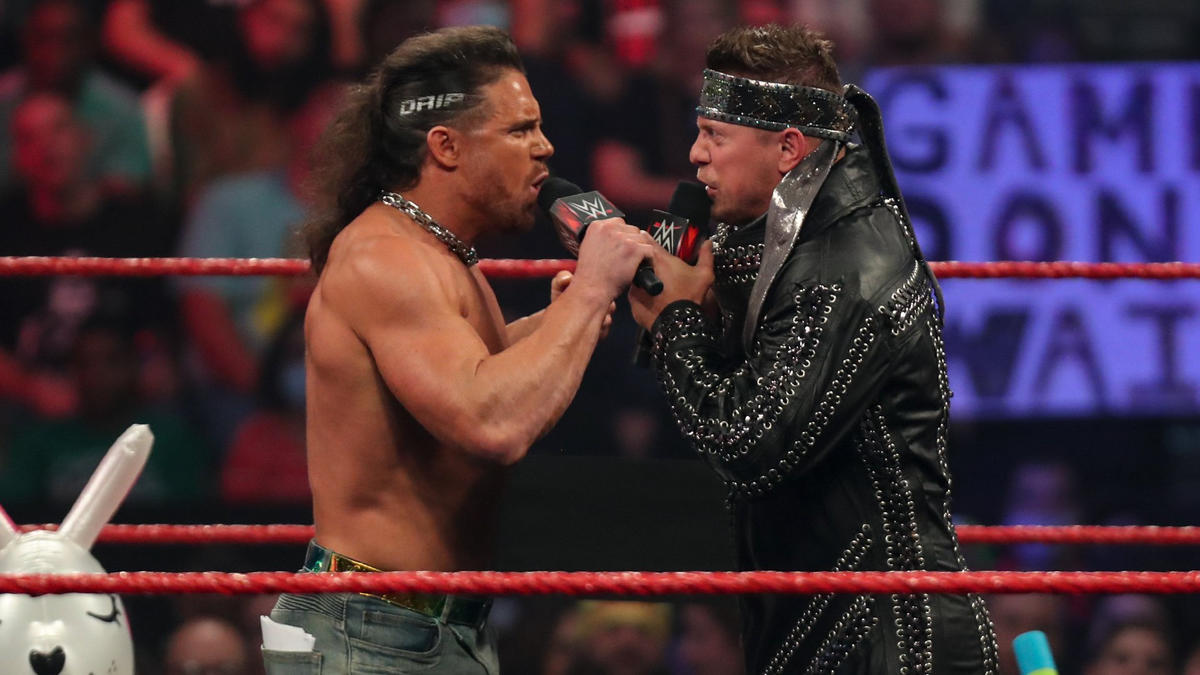 The Miz Turns On John Morrison On Post-Summerslam 2021 WWE Raw 29