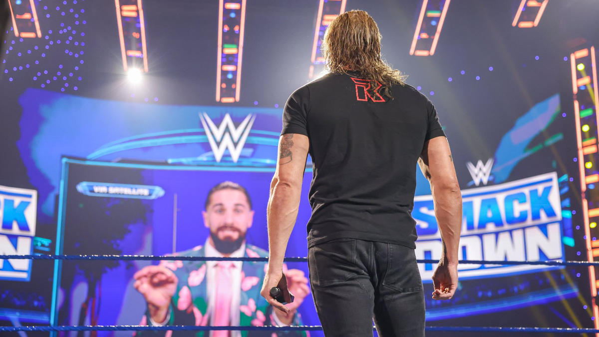 WWE Summerslam 2021: Hall Of Famer Edge Booked To Compete In Dream Match 110