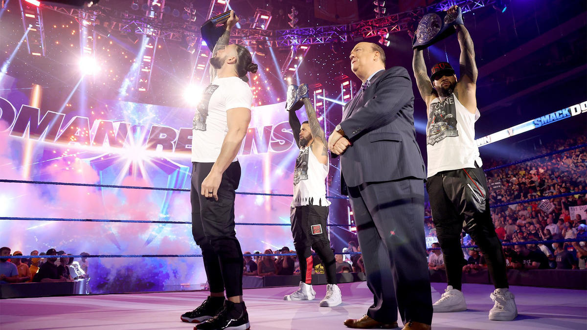 Roman Reigns Set For Rare WWE Raw Appearance In Huge Tag Team Match 61