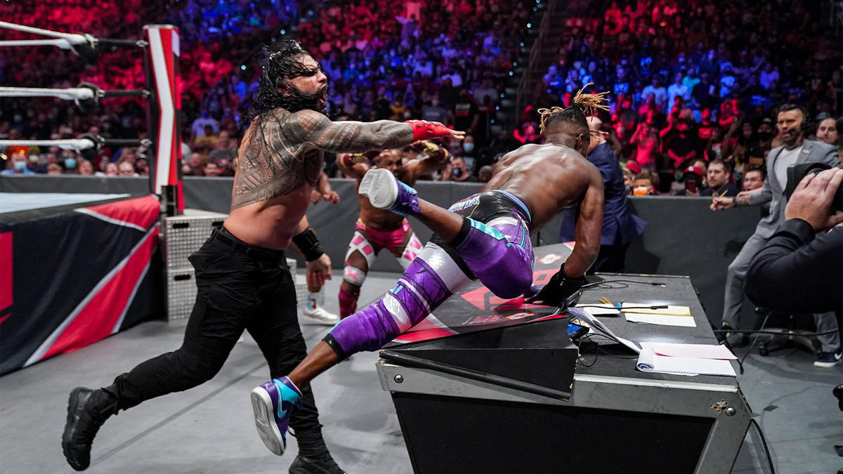 Roman Reigns Makes Bold Statement After Two Wins On WWE Raw 76