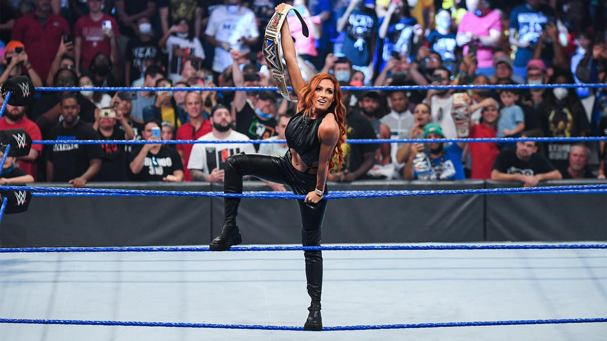 Extreme Rules 2021: WWE Announces Smackdown Women's Title Match 1