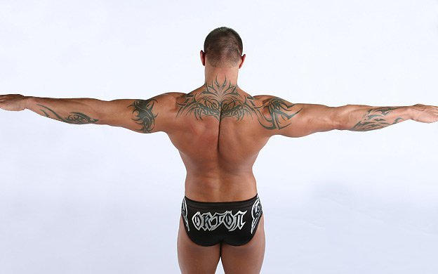 Randy Orton Tattoo Photos Wwe
