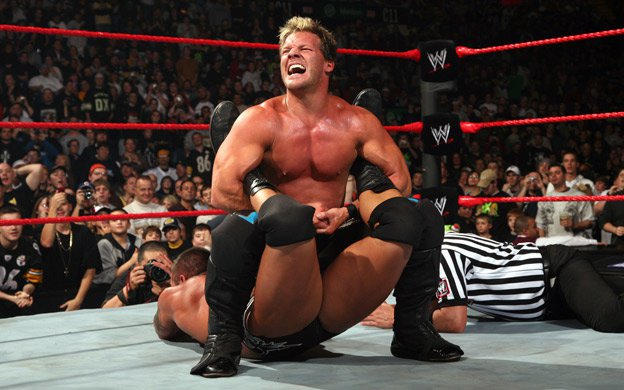 Image result for armageddon 2007 Randy Orton vs Chris Jericho