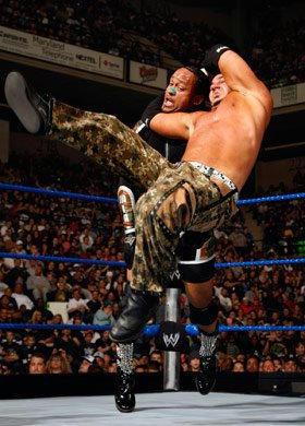 Image result for WWE Backlash 2008 MVP vs Matt Hardy wwe.com