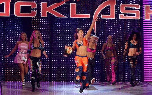 Image result for WWE Backlash 2008 12 Diva Tag wwe.com
