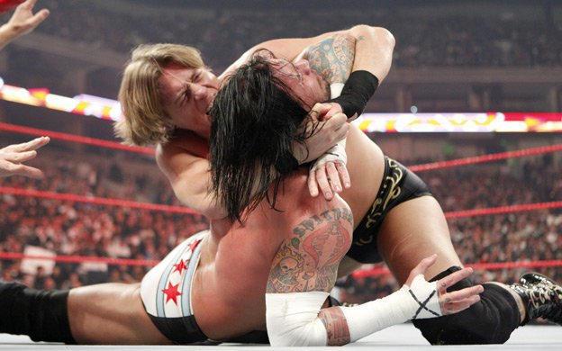 Intercontinental Championship Match: CM Punk vs. William Regal   WWE