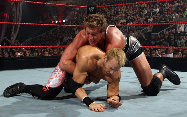 Image result for WWE Backlash 2009 Jack Swagger vs Christian wwe.com
