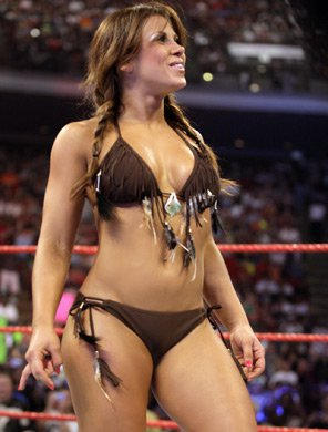 Mickie James Will Be The Third Member Of Kelly Kelly