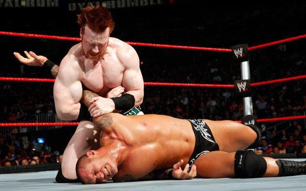 WWE Champion Sheamus vs. Randy Orton | WWE