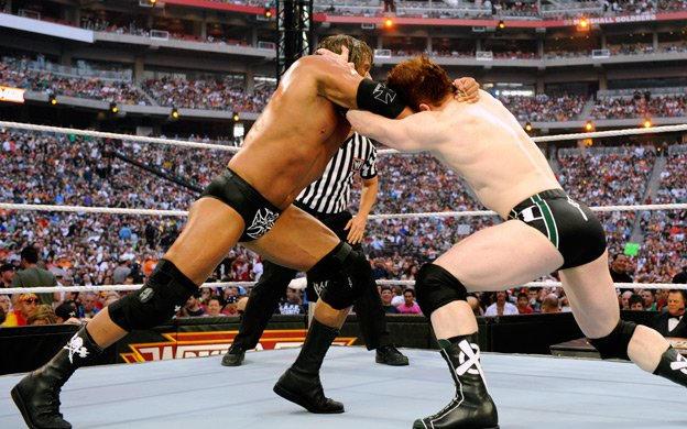 Triple H vs. Sheamus | WWE