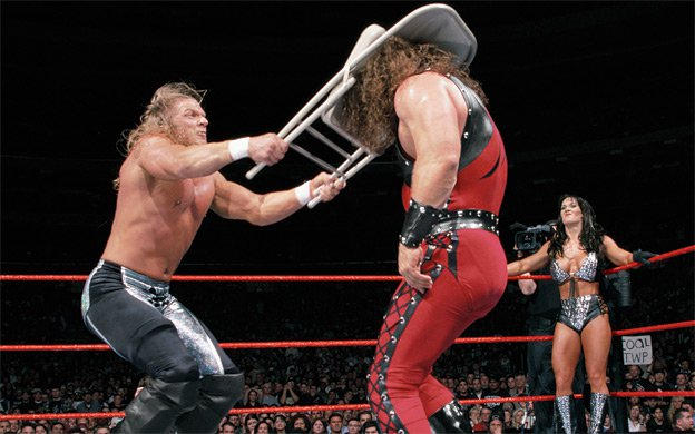 Playing The Game: A photographic history of Triple H's ...
