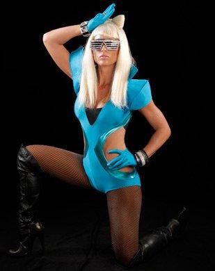 the wwe universe goes gaga for michelle mccool - Wwe Halloween Divas