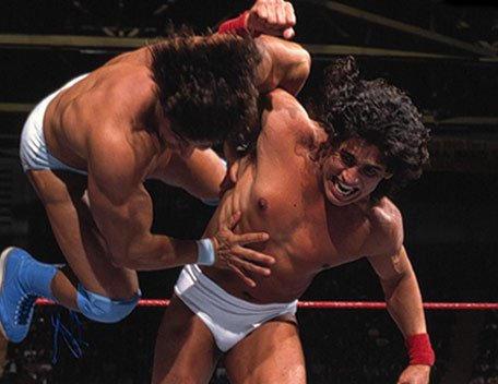 santana mixed wrestling
