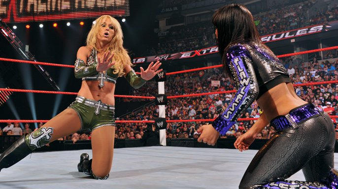 Bastion Blogger's Extreme Rules 2011 Review