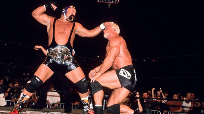 Families were shattered at Havoc 1998 when Rick Steiner and Scott Steiner battled on opposing tag teams.