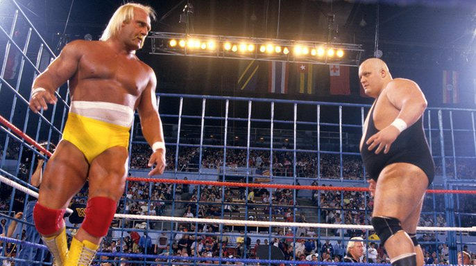 Hulk Hogan WrestleMania 2