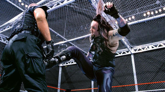Ranking All Of The Undertaker's WrestleMania Matches - Page 8