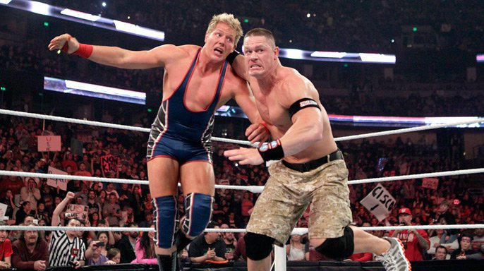 Jack Swagger Claims John Cena Denied Losing WWE Title To Him 1