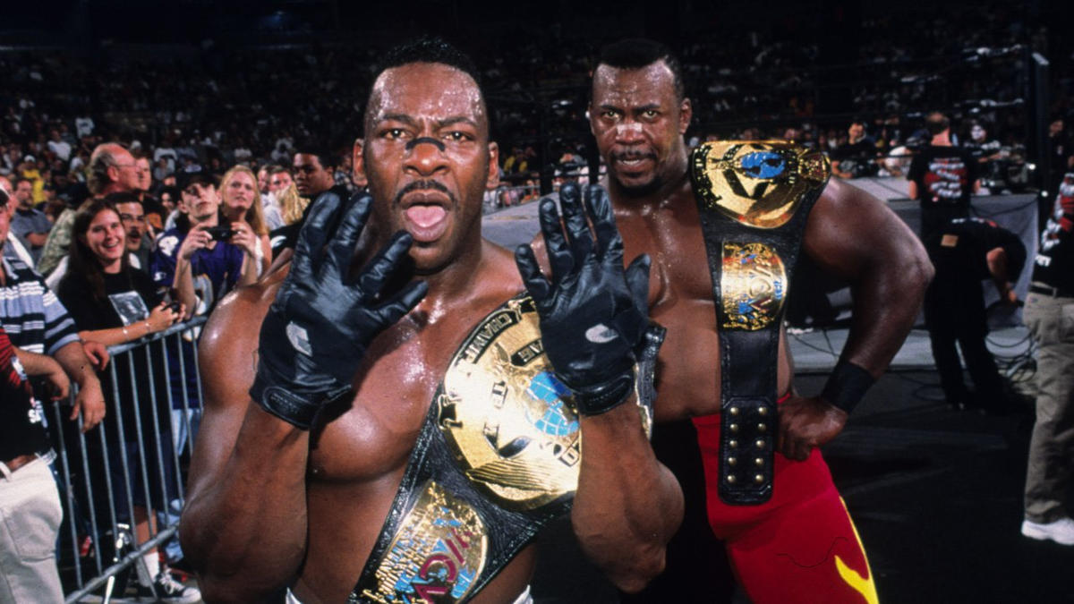 Booker T Drops Hint Of Returning To Competition In WWE 2