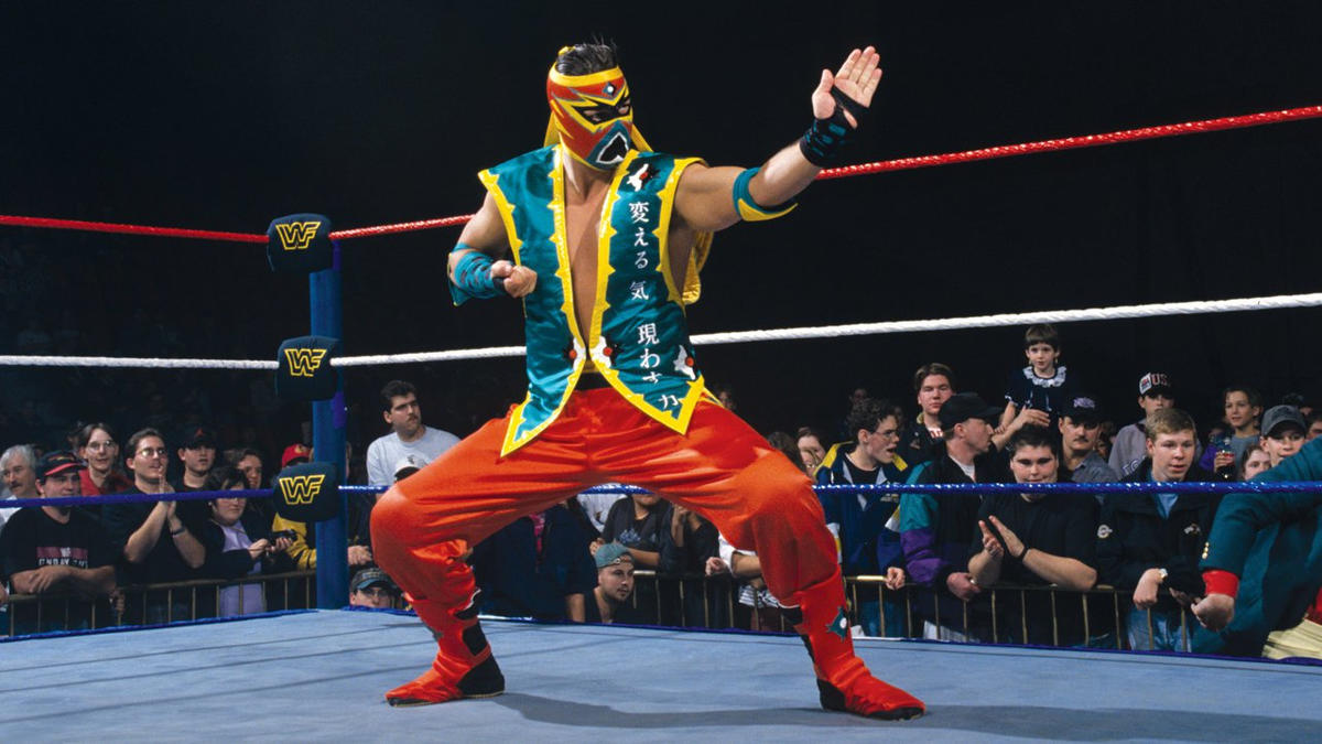 Masked Superstars Photos WWE - Famous wwe wrestlers looked completely different