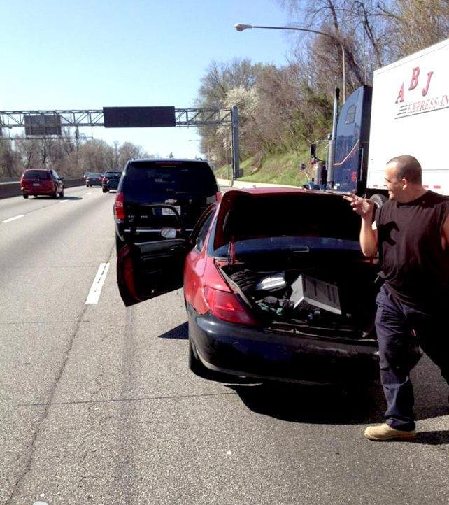 John Cena Car Accident Photos Wwe