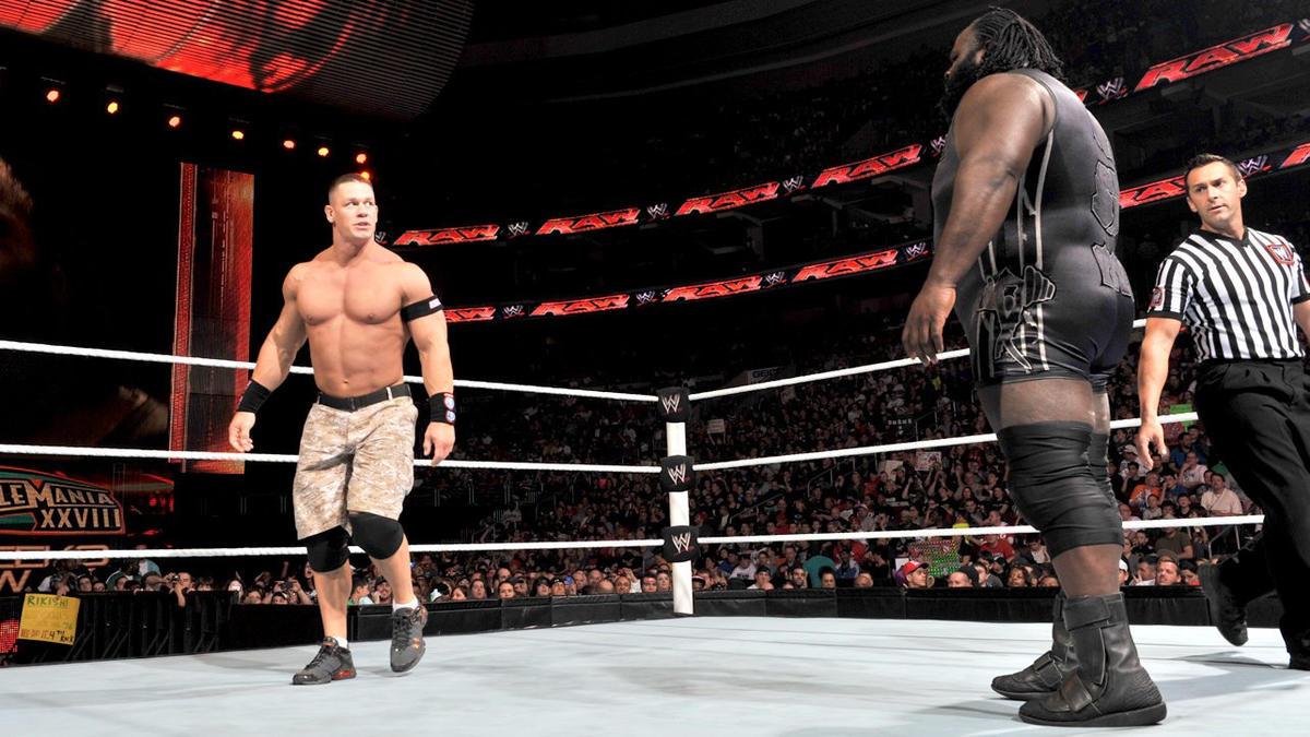 Mark Henry o tym, co by zrobił na miejscu Johna Ceny w kwestii WWE Crown Jewel
