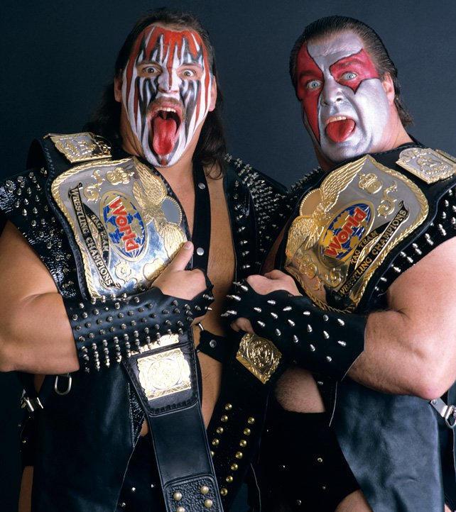 WWE Tag Team Legend Bill 'Demolition Ax' Eadie Announces