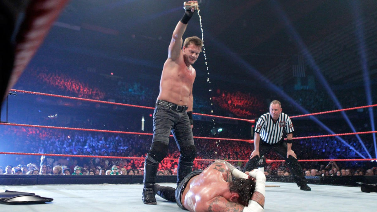 Top 5 Extreme Rules Matches In WWE History 1