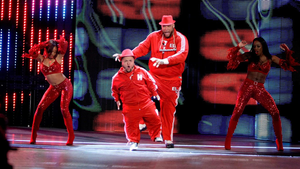 brodus clay hornswoggle vs dolph ziggler jack swagger photos wwe