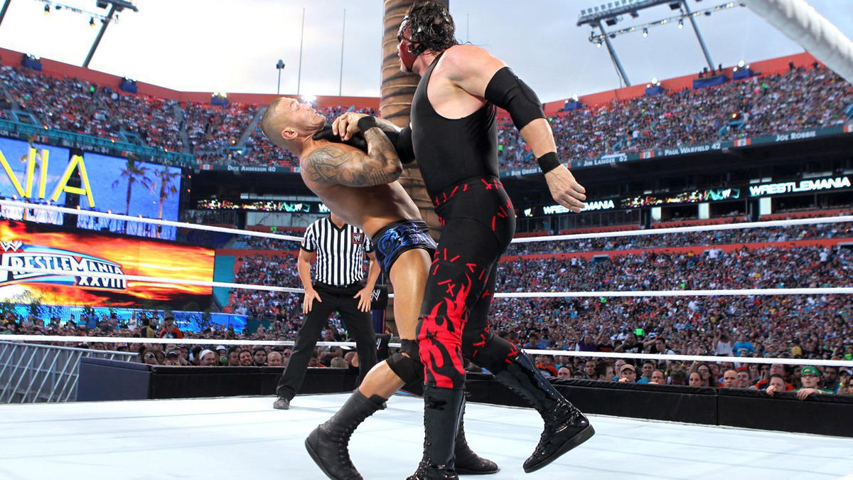 Randy Orton vs. Kane: photos | WWE