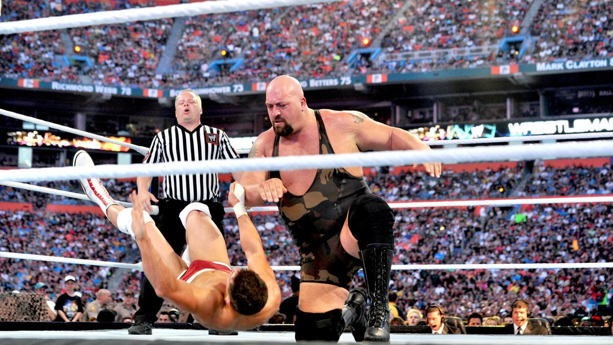 Cody Rhodes vs. Big Show - Intercontinental Championship Match: photos | WWE