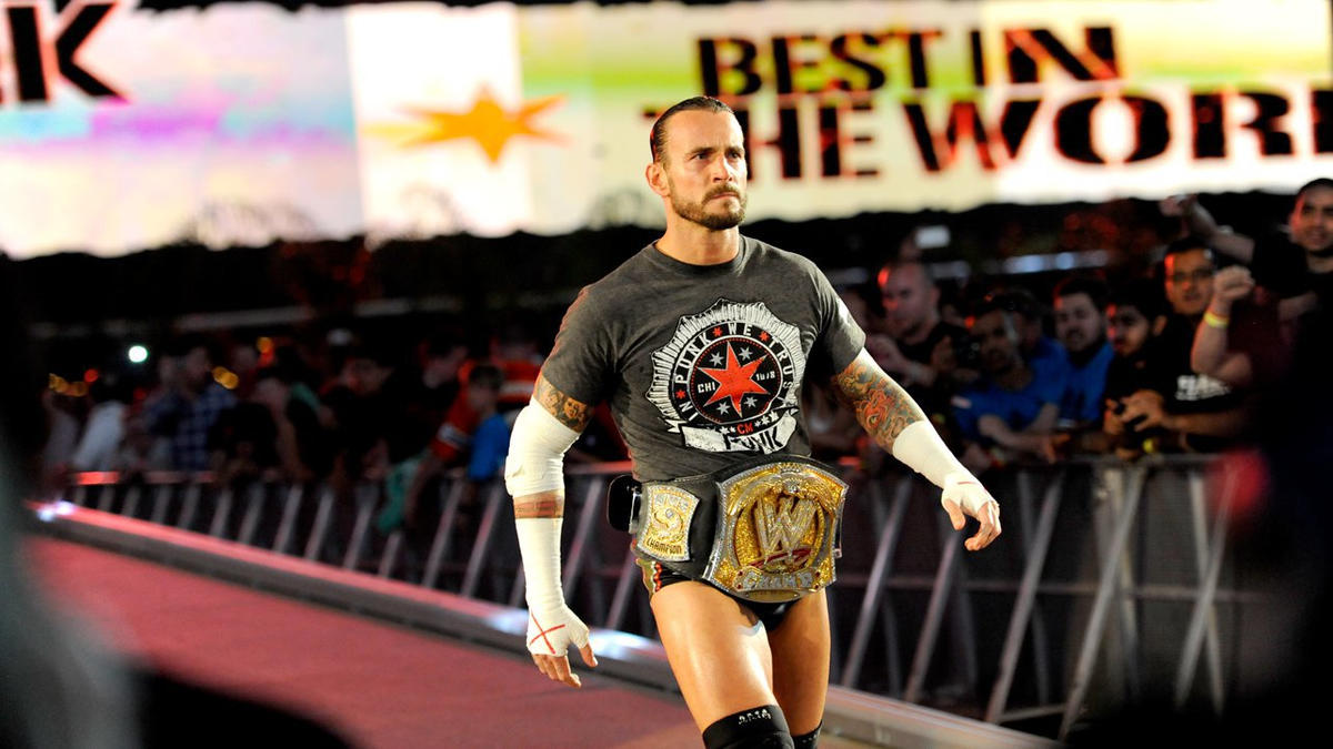 CM Punk vs. Chris Jericho - WWE Championship Match: photos | WWE
