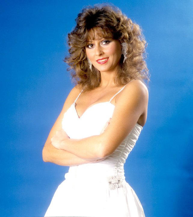 the ladies of the 80s photos wwe