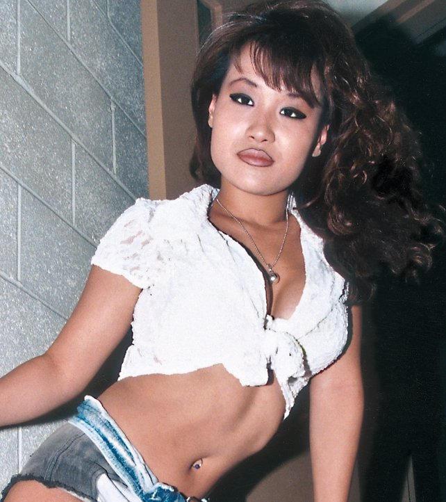 Asian ecw diva