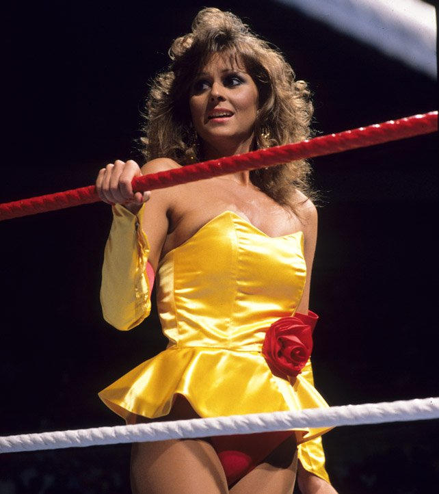 Image result for WWF Miss Elizabeth summerslam