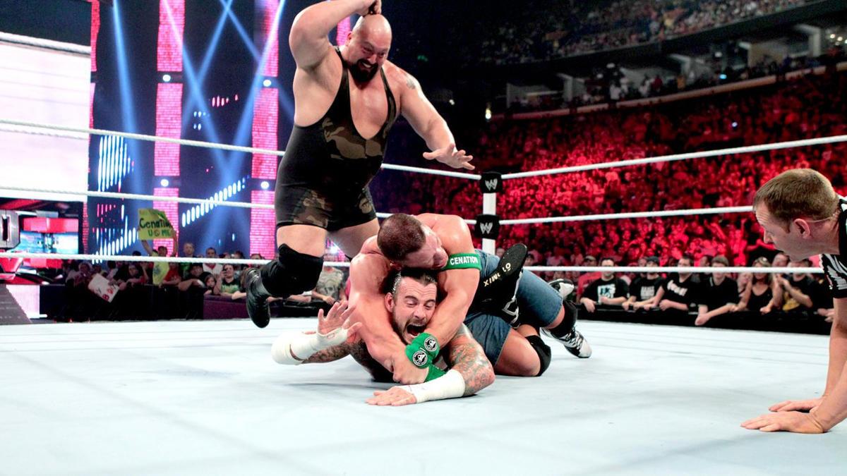 WWE Flashback: John Cena Had Fun Experience With Stephanie McMahon 2