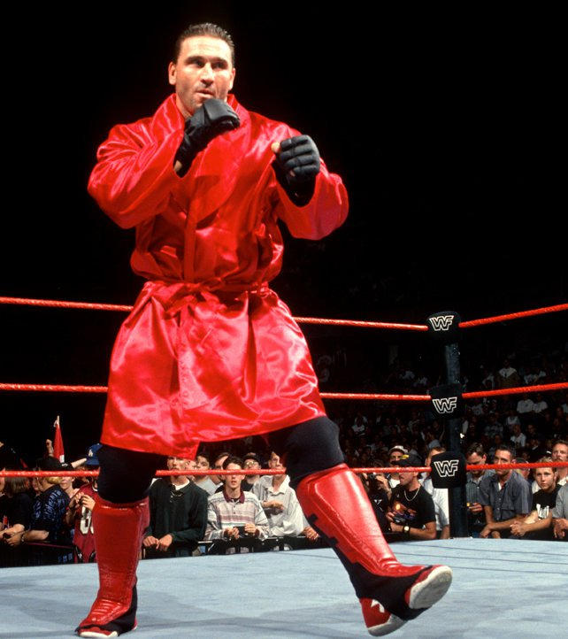 wwe alumni ken shamrock photos wwe