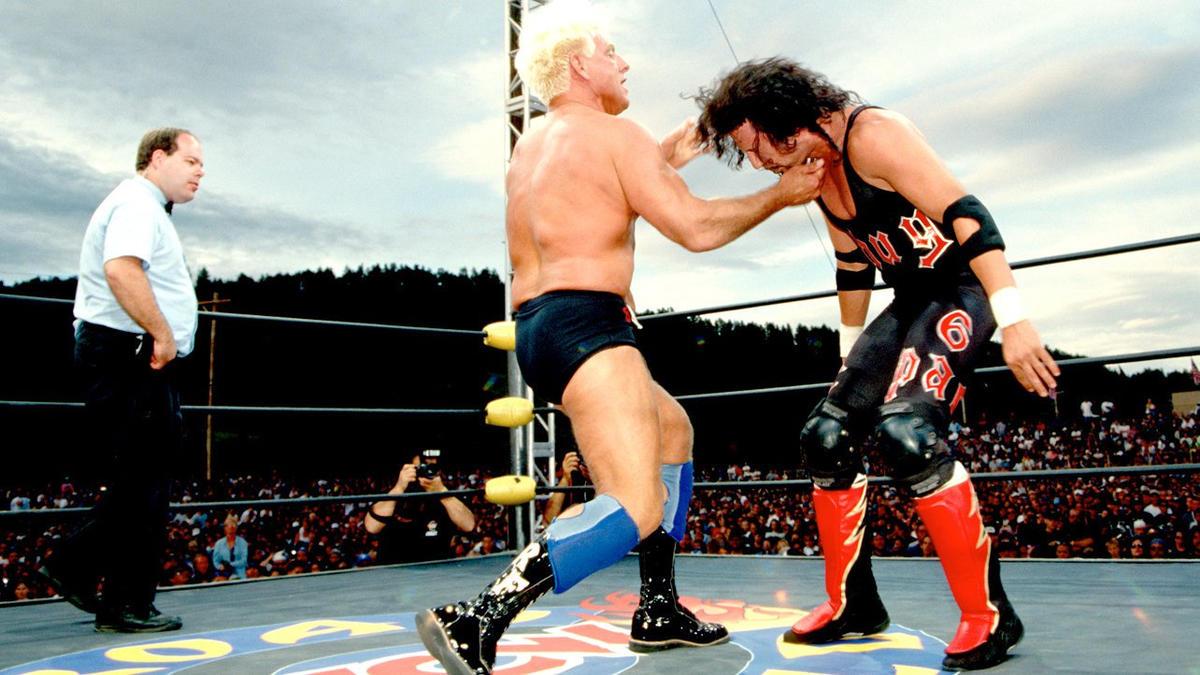WCW Road Wild: photos | WWE