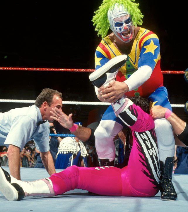 15 wrestling moves that really exist: photos | WWE