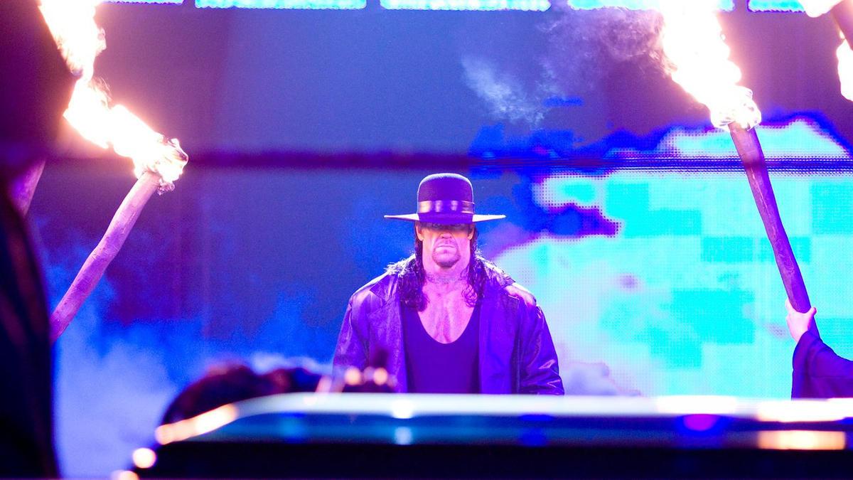 Wwe Undertaker Coffin Match Ring