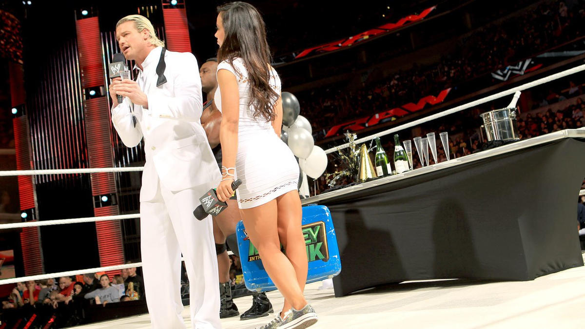 Es ist dolph ziggler dating aj lee