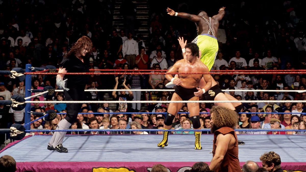 Oddball Royal Rumble Match entrants: photos   WWE
