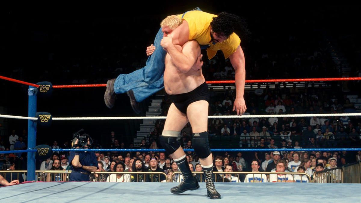 Oddball Royal Rumble Match entrants: photos | WWE