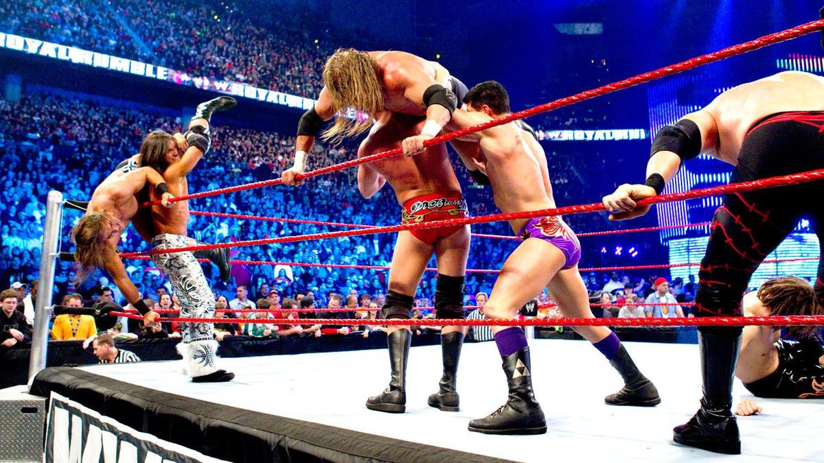 Royal Rumble 2010: photos | WWE